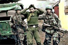 Prisoner of war, 1982 Falklands war