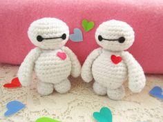 Amigurumi Baymax - FREE Crochet Pattern / Tutorial
