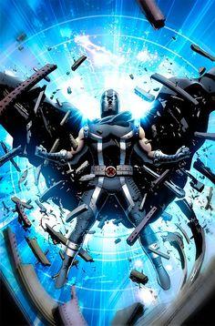 Magneto #1 Variant - John Cassaday