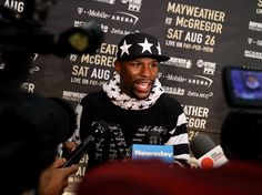 Floyd Mayweather's car got swarmed by Conor McGregor fans in London and had to be freed by security - Floyd Mayweather and Conor McGregor's press tour to promote their upcoming boxing match was ridiculous , problematic , and by all accounts a success in terms of generating even more interest and buzz in what many think could be the biggest fight in pay-per-view history.  At the tour's final stop in London, the fighters insulted one another on the mic for one last time before settling in for…