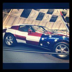 National Corvette Museum.