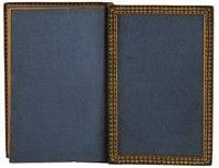 Doublures. All edges gilt. Italian, sixteenth century.