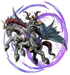 View an image titled 'Odin Art' in our Dissidia Final Fantasy Opera Omnia art gallery featuring official character designs, concept art, and promo pictures. Final Fantasy Ix, Final Fantasy Artwork, Wildest Fantasy, Fantasy Concept Art, Fantasy Series, Fantasy World, Myths & Monsters, Monster Design, Fantastic Art