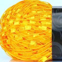 Gold Ladder Yarn ~ CreativeFiberArts.com