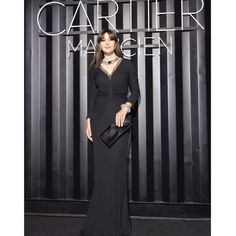"""13.3k Likes, 116 Comments - Monica Bellucci (@monicabellucciofficiel) on Instagram: """"❤️At the Cartier's Gala in Tokyo yesterday. Thank you @cartier for this magical event, such a great…"""""""
