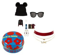 """""""#guccimania #setbyfranerli"""" by fra-nerli on Polyvore featuring STELLA McCARTNEY, Gucci, Gentle Monster and Charlotte Russe"""