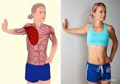 Растяжка необходима не только для тех, кто активно занимается спортом, но и тем, кто ведет сидячий образ жизни. AdMe.ru делится комплексом, разработанным испанским фитнес-тренером, который поможет поддержать тело в тонусе и покажет, какие мышцы задействованы.