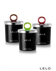 Bougie de massage Lelo
