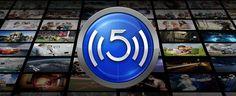 Live in Five porta lo #streaming video in diretta su #Android !  http://xantarmob.altervista.org/?p=32571