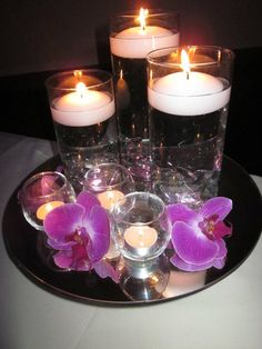 floating candle wedding centerpieces - Google keresés