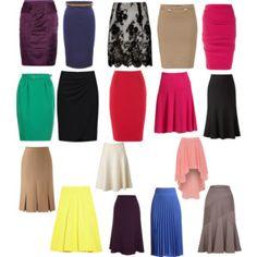 Soft Classic skirts