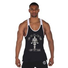 Men's Tank Tops, GYM paragraph body sports