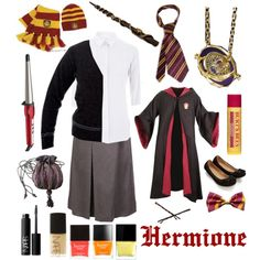 """Hermione Granger"" by consultingtimelord on Polyvore"