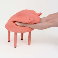 """Change to the furniture industry """"will have to come from designers"""" says designer Hanna Emelie Ernsting #furniture"""