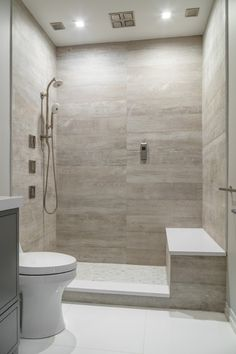 99 New Trends Bathroom Tile Design Inspiration 2017 (31)