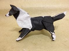 Origami Dogs by Steven Casey in other