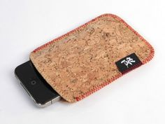 cute case made from cork!