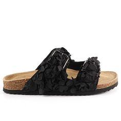 Comozi si in trend in aceasta vara! Birkenstock Milano, California, Sandals, Floral, Color, Shoes, Fashion, Moda, Shoes Sandals