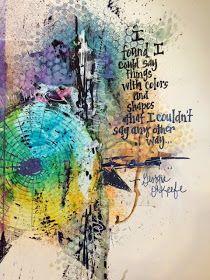 Simply Sherrinda : My Art Journal: Week 3 - Documented Life Project 2015