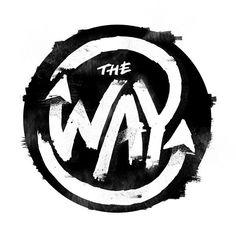 Little grunge logo throw down. #crtypeaday 18/365