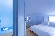 | WINDMILL VILLAS | Luxury Boutique Villas and Suites in Santorini Windmill, Santorini, Villas, Boutique, Luxury, Bed, Furniture, Home Decor, Decoration Home