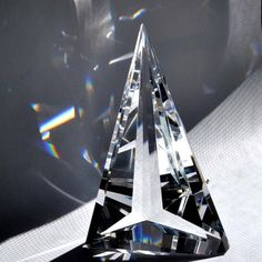 Crystal Prism Triptic #5 in series | MysticPrism - Glass on ArtFire