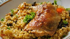Zdroj: Toprecepty, mika59 Grains, Good Food, Food And Drink, Rice, Treats, Cooking, Recipes, Foods, Thermomix