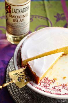 Gâteau nantais..un peu écossais (au whisky)
