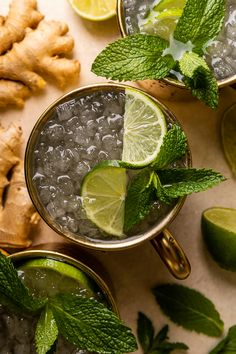 Best Moscow Mule, Moscow Mule Mugs, Fresh Lime Juice, Fresh Ginger, Copper Mule Mugs, Refreshing Cocktails, Food Test, Lime Wedge