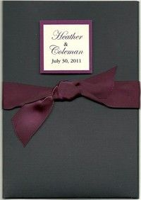 Yes we do homemade wedding invitations as well - check out our website for just a sample of what we can do - and we can make them as detailed or simple as you choose.