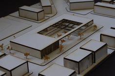 Selçuk Kültür & Gençlik Merkezi Mimari Proje Yarışması Önerimiz; Yüksek Mimar Mete Keskin Yüksek Mimar Esra Yılmaz Keskin