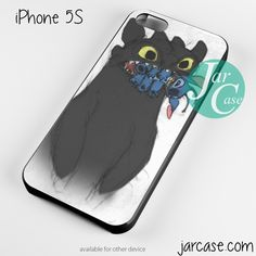 toothless and sticth Phone case for iPhone 4/4s/5/5c/5s/6/6 plus