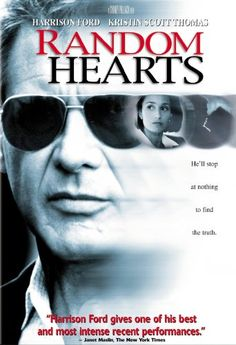 Directed by Sydney Pollack.  With Harrison Ford, Kristin Scott Thomas, Charles S. Dutton, Bonnie Hunt. A police sergeant and a congresswoman both lose their spouses in a plane crash, and they soon discover that their spouses were having an affair with each other.