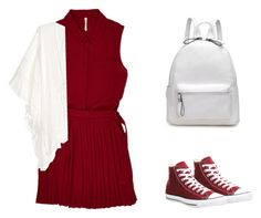 """Untitled #18"" by katherinewlfc on Polyvore featuring Barneys New York and Converse"