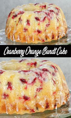 Cranberry Orange Bundt Cake – Recipes Food and Cooking Brownie Desserts, Oreo Dessert, Köstliche Desserts, Delicious Desserts, Summer Desserts, Holiday Cakes, Christmas Desserts, Christmas Cranberry Cake, Christmas Bundt Cakes