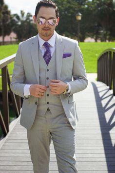 01/12/15 Menswear Mondays: Grey is the New Black | http://atouchofleopard.blogspot.com/2015/01/menswear-mondays-grey-is-new-black.html