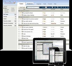 13 FEB 2014 Por que o Toodledo é a ferramenta perfeita para o GTD