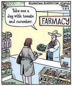 Food as Medicine. The way it should be. www.lovehealsus.net