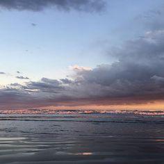 【klyotvaer】さんのInstagramをピンしています。 《#海 #空 #雲 #夕暮れ #自然 #景色》