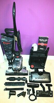 Kirby Avalir G10d Vacuum Cleaner W Attachments Shampooer Ebay Kirby Avalir Vacuum Cleaner Kirby Vacuum Cleaner