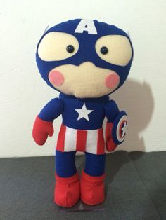 Capitão América da LaBatatinha
