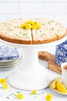 This Lemon Thyme Shortbread is not only ridiculously easy to make, it's also melt-in-your-mouth delicious and ALWAYS brings rave reviews! #lemonshortbread, #lemonthymeshortbread, #easylemonshortbread, #easyshortbreadcookies Rosemary Shortbread Recipe, Valentine Cookies, Delicious Desserts, Dessert Recipes, Baking Recipes, Cookie Recipes, Healthy Recipes, Cake Pans, The Fresh