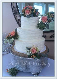 Pensacola Destination Wedding Cakes Chocolate Grooms Cake With Fresh Fruit For An Orange Beach AL Reception