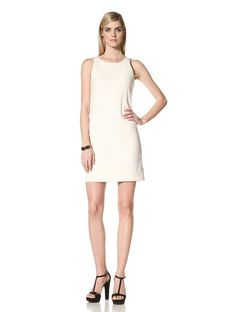 65% OFF Tahari By ASL Women\'s Sleeveless Sheath (Ivory White)