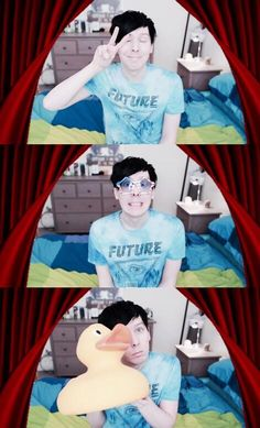 Phil is the cutest thing ever