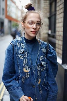 London Fashion by Paul: Street Muses...LFW Spring/Summer 2017...London...S...