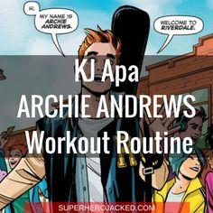 KJ Apa Diet Plan And Workout Routine - Health Yogi