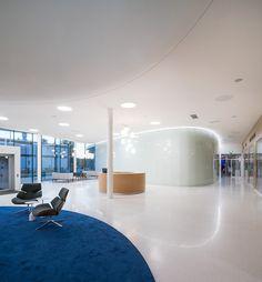 Centro de reunión y visitantes Fazer,© Mika Huisman