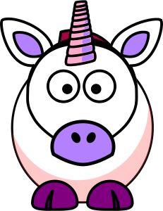 cartoon unicorn by cartoon stylized unicorn Animated Unicorn, Unicorn Emoji, Cartoon Unicorn, Unicorn Head, Cute Unicorn, Unicorn Images, Collars For Women, Cute Chibi, Rainbow Baby