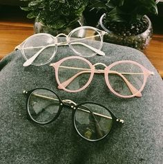 602a41d9d3 ALIEXPRESS STYLIST. Kawaii Circle Glasses ...